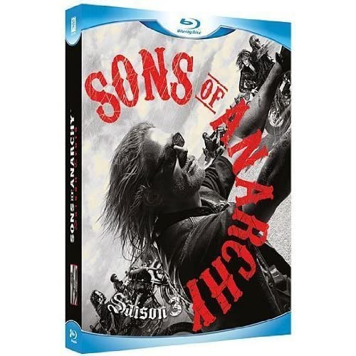 Image 0 of Sons Of Anarchy Saison 3 Blu-Ray On Blu-Ray