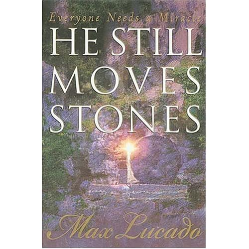 Image 0 of He Still Moves Stones By Max Lucado On Audio Cassette