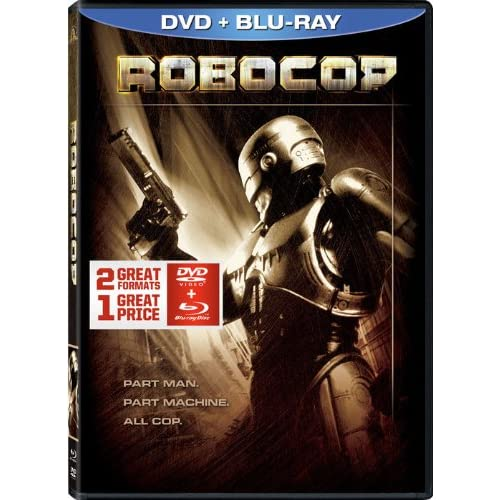Image 0 of Robocop Two-Disc Blu-Ray On Blu-Ray