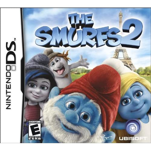 Image 0 of The Smurfs 2 For Nintendo DS DSi 3DS 2DS
