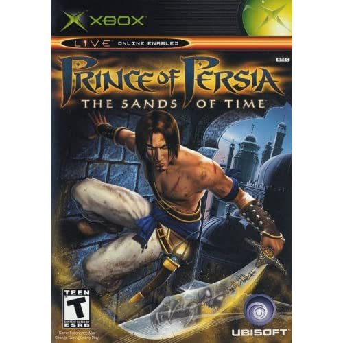 Image 0 of Prince Of Persia: The Sands Of Time For Xbox Original