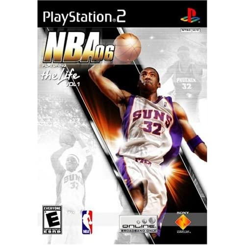 Image 0 of NBA 2006 Survival For PlayStation 2 PS2 Basketball