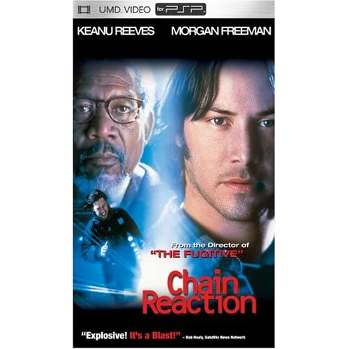 Image 0 of Chain Reaction UMD For PSP
