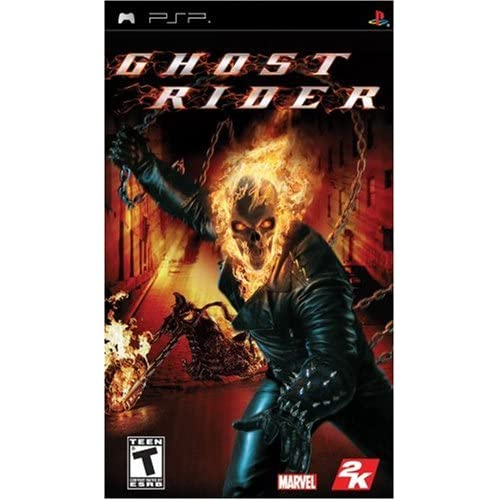 Image 0 of Ghost Rider Sony For PSP UMD