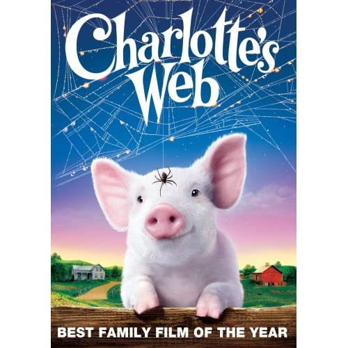 Image 0 of Charlotte's Web Widescreen Edition On DVD With Dakota Fanning