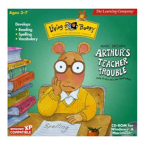 Arthur's Teacher Trouble Pc/mac Software