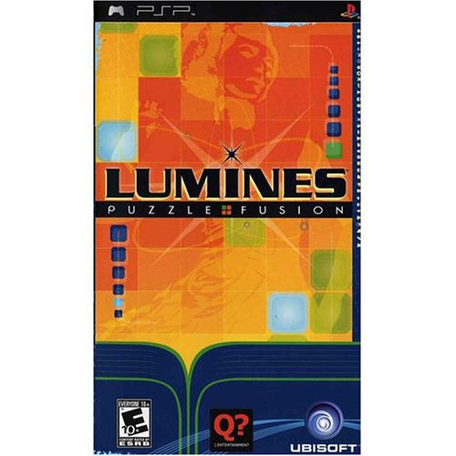 Image 0 of Lumines Sony For PSP UMD Puzzle