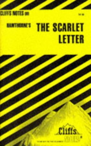 Hawthorne's The Scarlet Letter (Cliffs Notes)