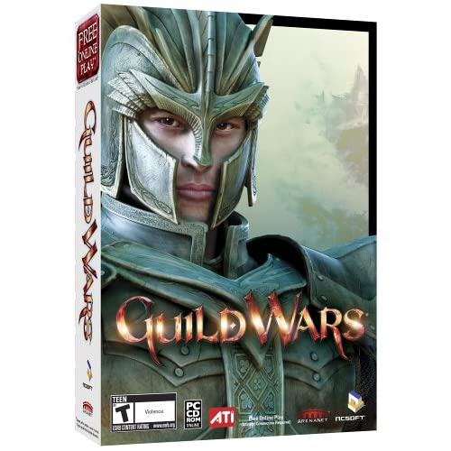 Image 3 of Guild Wars Game Of The Year PC Software