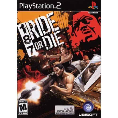 Image 0 of 187 Ride Or Die PlayStation 2 For Nintendo DS DSi 3DS 2DS Racing