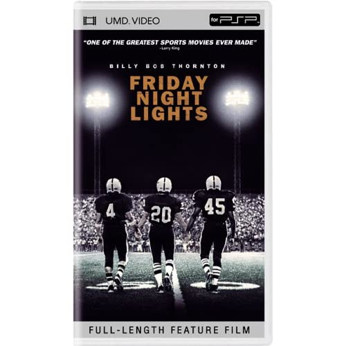 Image 0 of Friday Night Lights Movie UMD For PSP