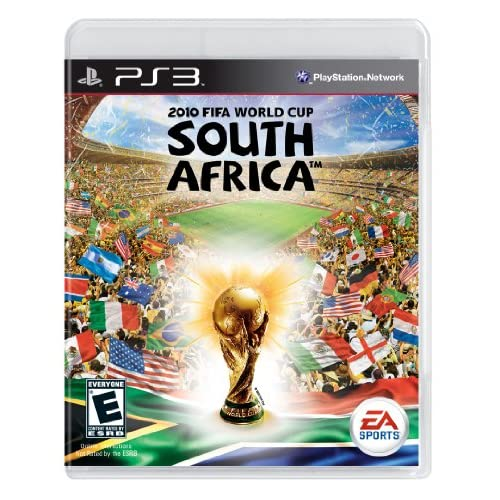 Image 0 of 2010 FIFA World Cup South Africa PlayStation 3 For PlayStation 3 PS3 Soccer