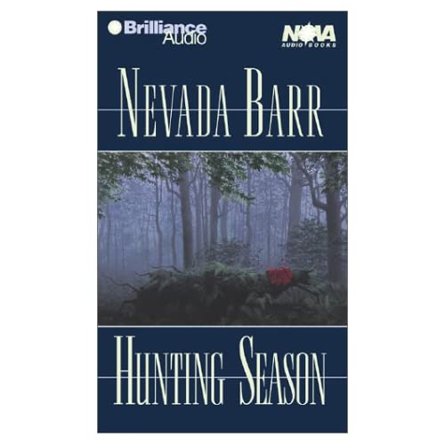 Image 0 of Hunting Season Anna Pigeon Series By Nevada Barr And Joyce Bean Reader On Audio