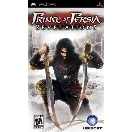 Image 0 of Prince Of Persia: Revelations Sony For PSP UMD