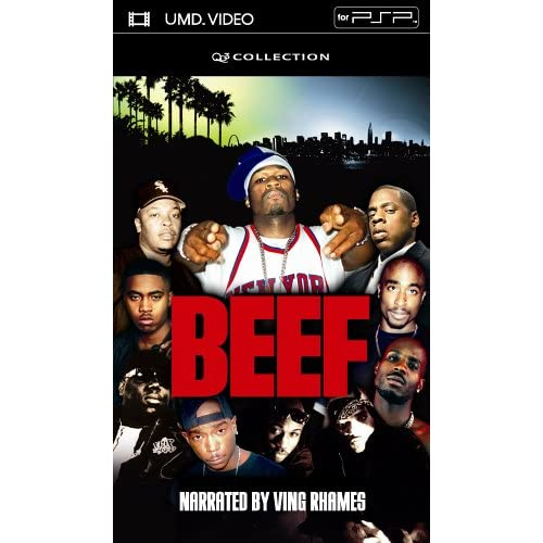 Image 0 of Beef UMD For PSP