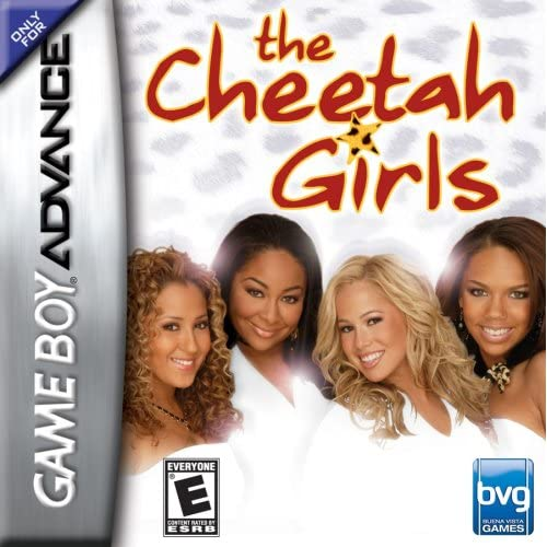 Image 0 of The Cheetah Girls Game Boy Advance For GBA Gameboy Advance Disney