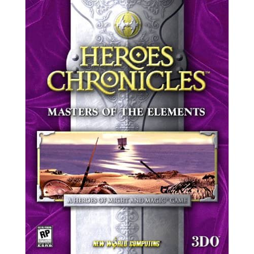 Image 0 of Heroes Chronicles: Masters Of The Elements PC Software