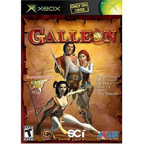 Image 0 of Galleon Xbox For Xbox Original