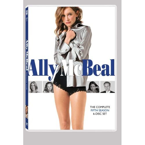 Image 0 of Ally Mcbeal: Season 5 On DVD With Calista Flockhart