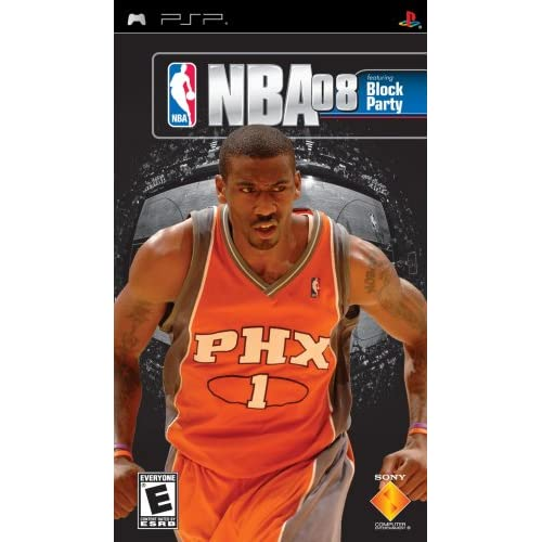 Image 0 of NBA 08: Block Party Sony For PSP UMD Basketball
