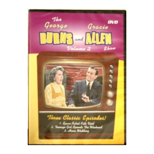 Image 0 of The Burns And Allen Show Volume 2 Slim Case On DVD With George Burns