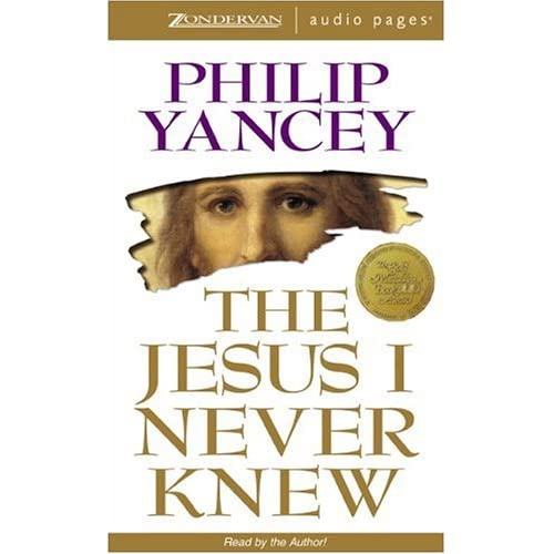 Image 0 of Jesus I Never Knew The By Philip Yancey On Audio Cassette