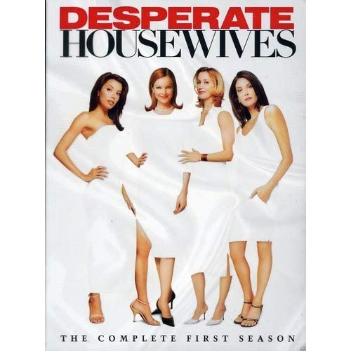 Image 0 of Desperate Housewives The Complete First Season On DVD With Teri Hatcher Drama