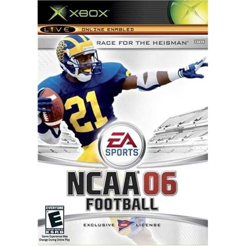 NCAA Football 2006 Xbox For Xbox Original