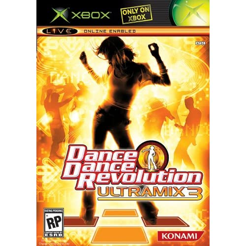 Image 0 of Dance Dance Revolution Ultramix 3 Xbox For Xbox Original RPG
