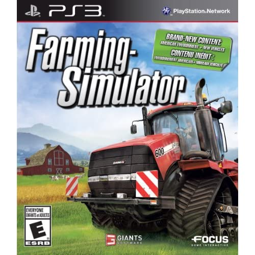 Image 0 of Farming Simulator For PlayStation 3 PS3