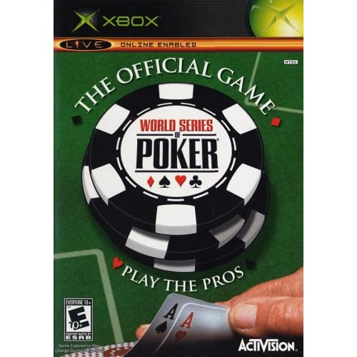 Image 0 of World Series Of Poker Xbox For Xbox Original