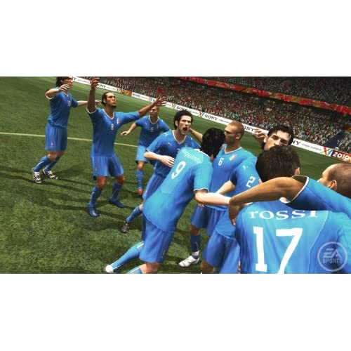 Image 2 of 2010 FIFA World Cup South Africa For Xbox 360 Soccer