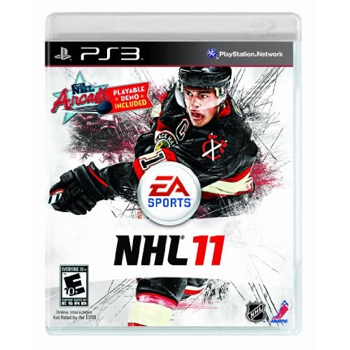 NHL 11 For PlayStation 3 PS3 Hockey