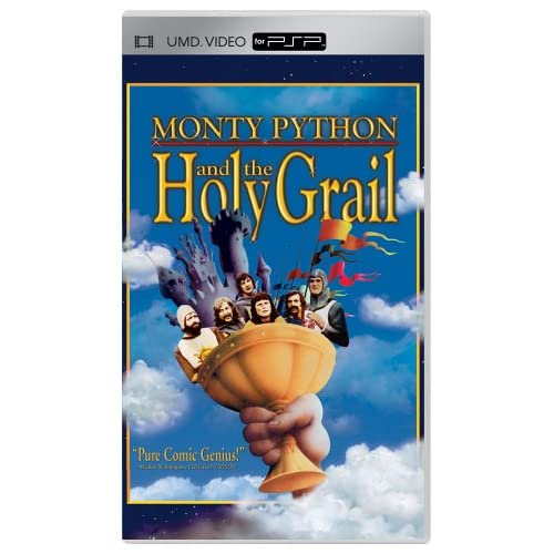 Image 0 of Monty Python And The Holy Grail UMD For PSP