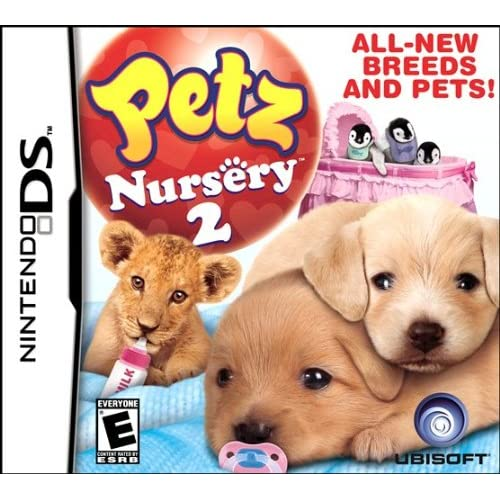 Image 0 of Petz Nursery 2 For Nintendo DS DSi 3DS 2DS RPG