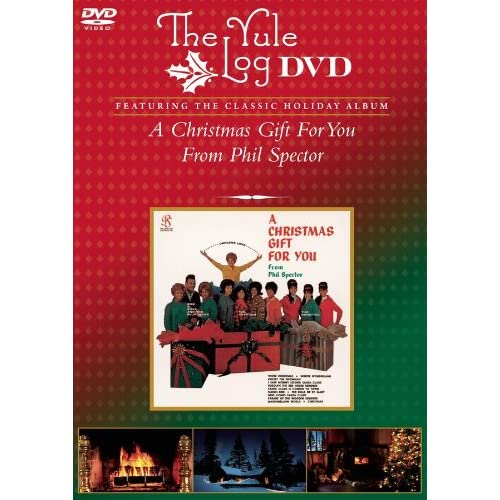 Image 0 of Christmas Gift For You From Phil Spector The Yule Log DVD Music And Concerts