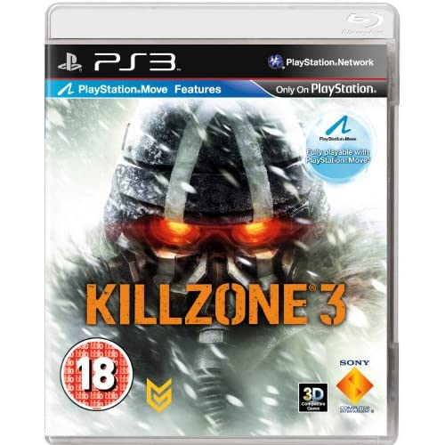 Image 0 of Sony Killzone 3 Move Compatible PS3