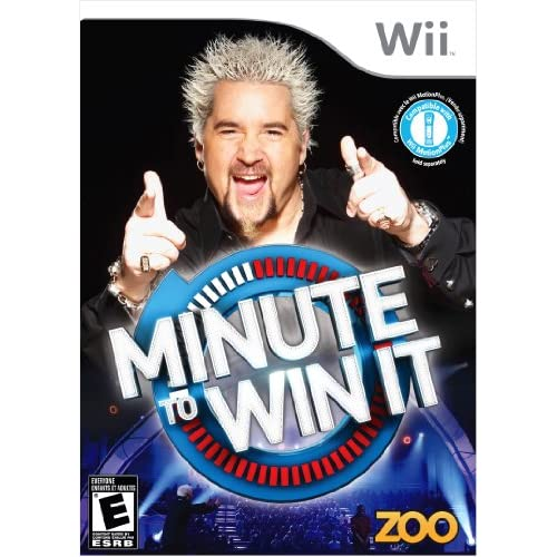 Image 0 of Minute To Win It For Wii and Wii U