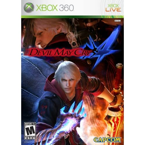 Image 0 of Devil May Cry 4 For Xbox 360