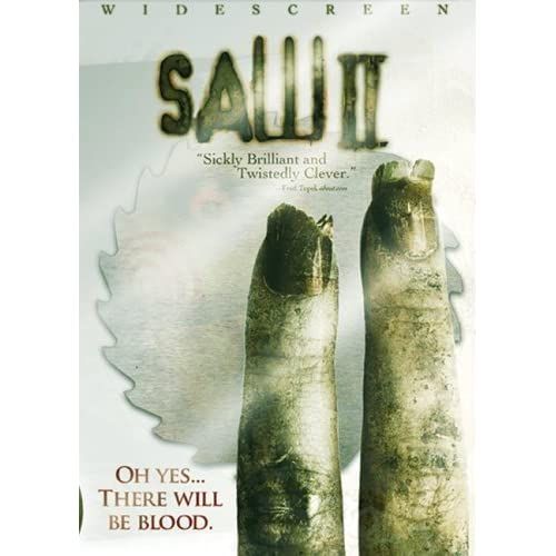 Image 0 of Saw II Widescreen Edition On DVD with Donnie Wahlberg Horror