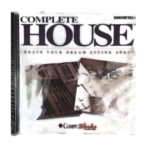 Image 0 of Complete House Software Windows 3.1 95 PC