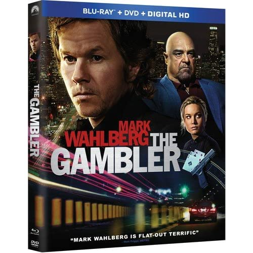 Image 0 of The Gambler On Blu-Ray With Kelley Anthony
