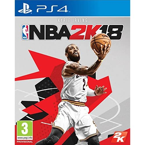 Image 0 of NBA 2K18 For PlayStation 4 PS4 Basketball