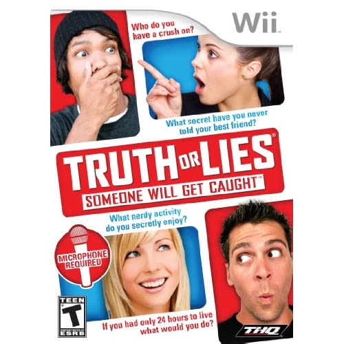 Image 0 of Truth Or Lies For Wii And Wii U
