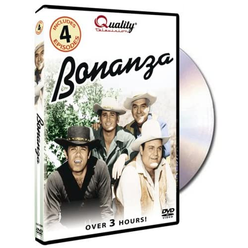 Image 0 of Bonanza On DVD With