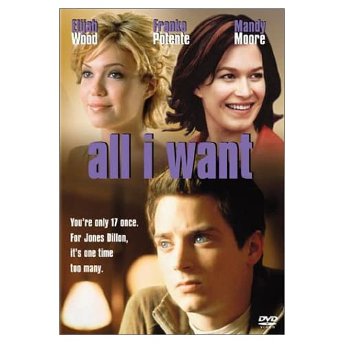 All I Want On DVD With Elijah Wood Comedy