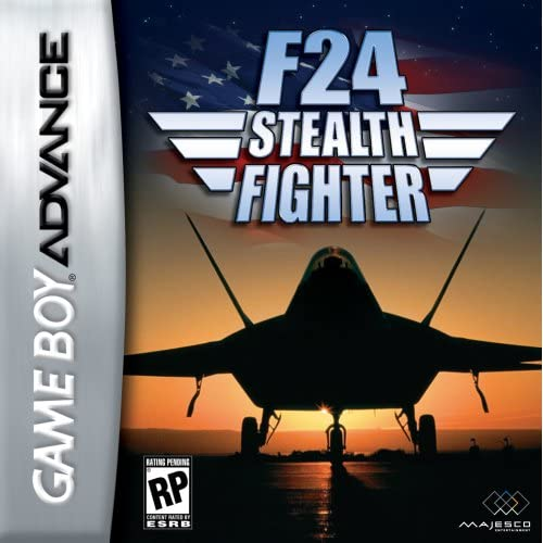 Image 0 of F24 Stealth Fighter For GBA Gameboy Advance Racing