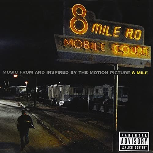 Image 0 of 8 Mile: Music From And Inspired By The Motion Picture On Audio CD Album 2002