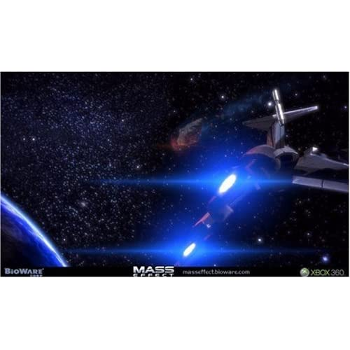 Image 2 of Mass Effect For Xbox 360 Shooter