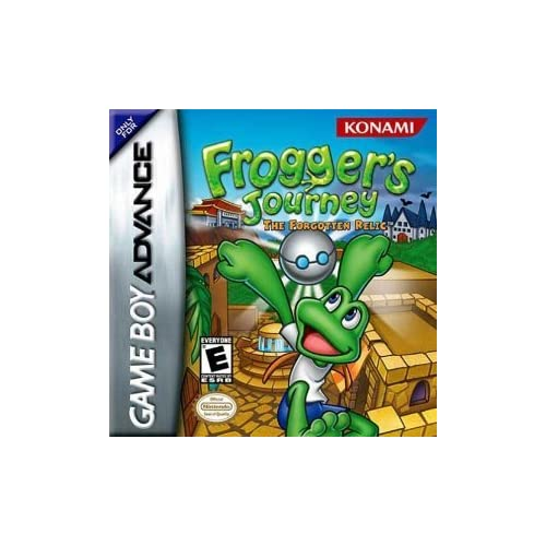 Image 0 of Frogger's Journey: The Forgotten Relic For GBA Gameboy Advance Action